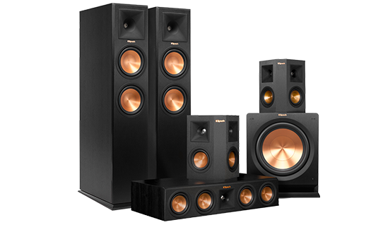 graphic product klipsch
